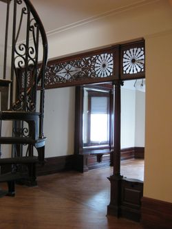 finished interiors at this old house new york brownstone project